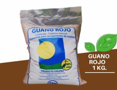 Bolsa de Guano Rojo de 1 Kilogramo