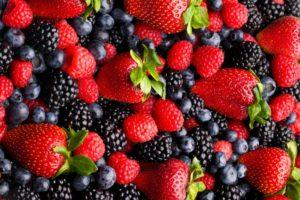 guano rojo berries