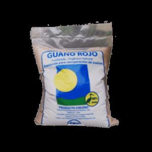 Guano Rojo precio por kilo